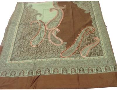 KaSikh Wool Embroidered Women's Shawl