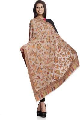 Aapno Rajasthan Wool Paisley Women's Shawl