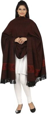 Fashion Cult Wool Striped Women,s Shawl