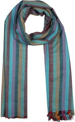 Hermosa Designs Pashmina Woven, Striped Women's Shawl