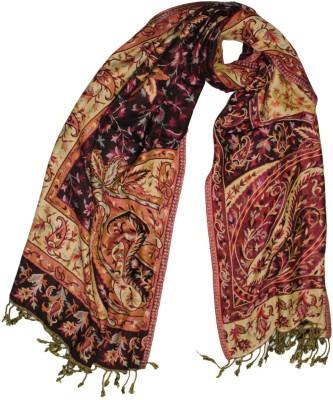 Shawls Of India Viscose Woven Women,s Shawl
