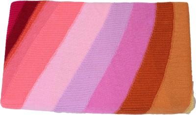 Kinari Wool Striped Women's Shawl