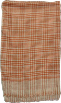 Shawls Of India Wool Checkered Women's Shawl