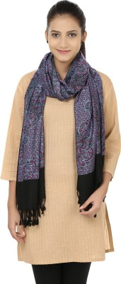Figaro Stylish Charm Viscose Woven Women's Shawl