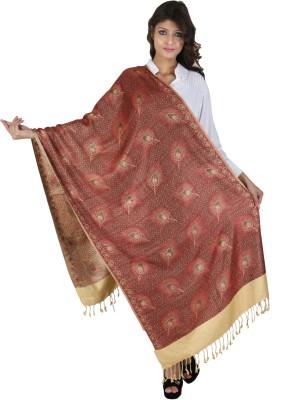 Figaro Viscose Woven Women's Shawl