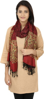 Figaro Classic Grace Viscose Woven Women's Shawl