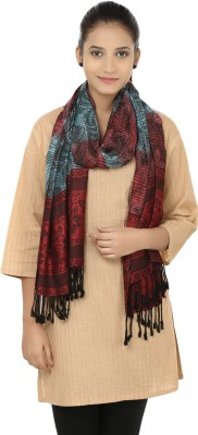 Figaro Classic Charm Viscose Woven Women's Shawl