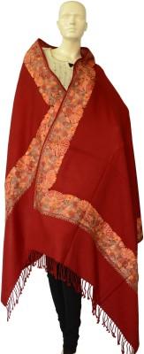 Jupi Pashmina, Wool Floral Print Women's Shawl
