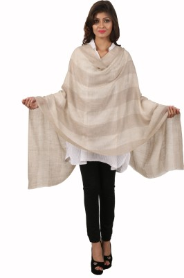 Kashmina Cashmere Self Design Women's Shawl
