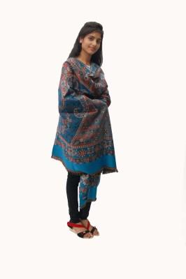Unnati Wool Printed Women's Shawl