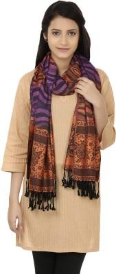 Figaro Classic Appeal Viscose Woven Women's Shawl