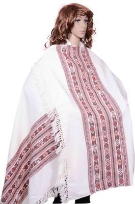 Kinari Wool Woven Women's Shawl