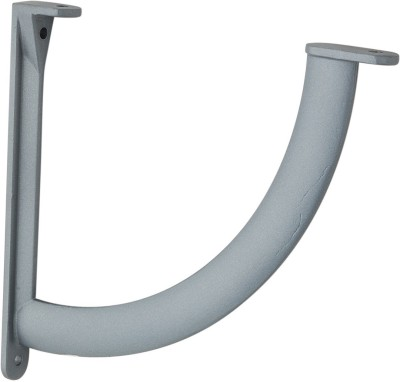 ScrewTight A041601MSL-2 13cm X 1.4cm X 11.7cm Shelf Bracket(Aluminium)