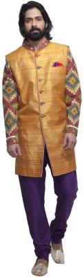Abhivani Embroidered Sherwani