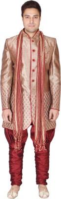 Shaurya-F Embroidered Sherwani