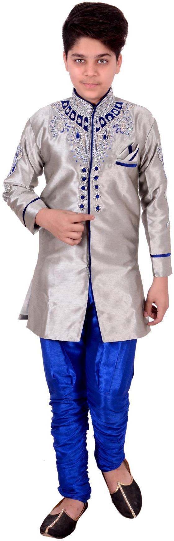 Arshia Fashions Embroidered Sherwani