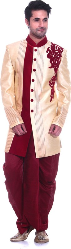 TAG-7 Embroidered Sherwani