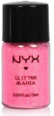 nyx glitter mania glitter powder