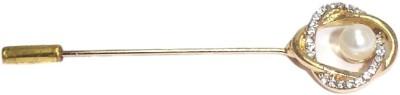 FashBlush FB40005 Stainless Steel Sliding Pin Shirt Stud