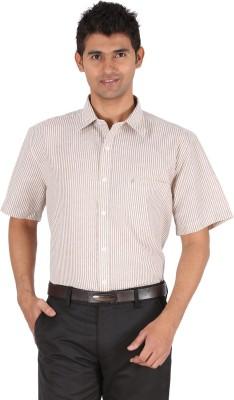Furore Men's Striped Casual Multicolor Shirt