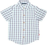 Nino Bambino Boys Checkered Casual Multi...