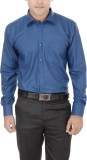 Black Mirror Men's Solid Formal Linen Da...