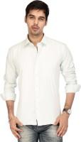 Acropolis By Shoppers Stop Formal Shirts (Men's) - ACROPOLIS by Shoppers Stop Men's Solid Formal Blue Shirt