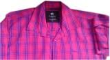 RC Men's Self Design Casual Multicolor S...