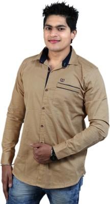 Vigroll shirts Men's Solid Casual Multicolor Shirt