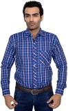 Imake Men's Checkered Casual Multicolor ...