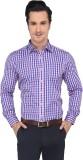 Devaa Men's Checkered Casual Pink, Blue ...