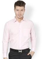 Protext Premium Formal Shirts (Men's) - Protext Premium Men's Solid Formal Pink Shirt