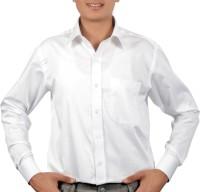 Hastings Formal Shirts (Men's) - Hastings Men's Solid Formal White Shirt