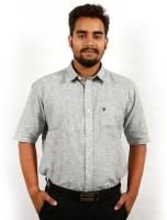 Sonute Berry Formal Shirts (Men's) - Sonute Berry Men's Solid Formal Black Shirt