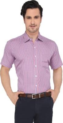 Devaa Men's Checkered Casual Multicolor Shirt