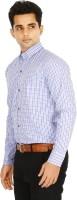 Mogo Apparels Formal Shirts (Men's) - MOGO APPARELS Men's Checkered Formal Multicolor Shirt
