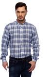 Frank Jefferson Men's Checkered Casual L...