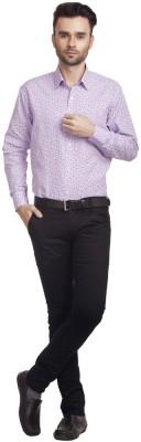 Zuricch Men's Printed Casual Multicolor Shirt