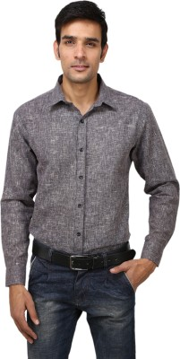 Aaral Men's Solid Casual Multicolor Shirt