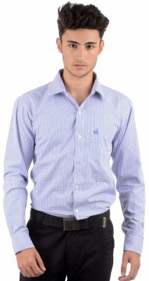 Winsome Deal Men's Checkered Casual Multicolor Shirt