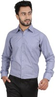Hippoolife Formal Shirts (Men's) - Hippoolife Men's Checkered Formal Grey Shirt