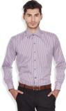 Arihant Men's Checkered Casual Grey Shir...