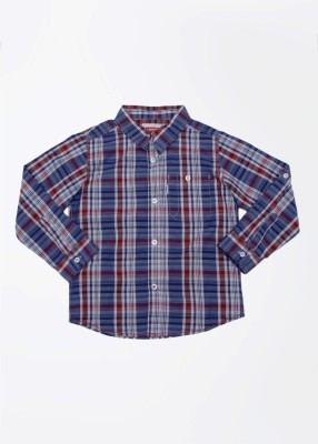 Levis Kids Boy's Casual Shirt