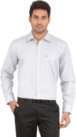 All Times Formal Shirts (Men's) - All Times Men's Solid Formal White Shirt