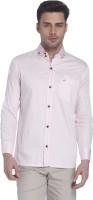 Erdferkel And Wobbegong Formal Shirts (Men's) - Erdferkel and Wobbegong Men's Solid Formal Pink Shirt