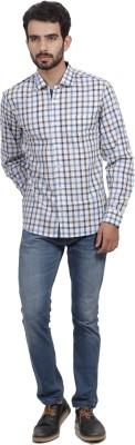 Mild Kleren Men's Checkered Casual Multicolor Shirt