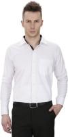 Regal Fit Formal Shirts (Men's) - Regal Fit Men's Solid Formal White Shirt