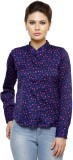Thousand Shades Women's Printed Casual B...