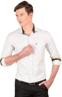 Taurus Men's Checkered Casual Multicolor Shirt
