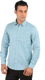 Jhampstead Men's Checkered Casual Green ...